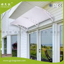 balkon vordach yp120200 120x200 cm balkon markisen vordach im freien fenster