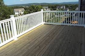 wood deck railing design ideas u2014 unique hardscape design the