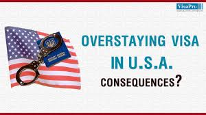 overstaying a visa in the us do you know the consequences youtube