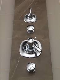 delta addison monitor 17 series shower system ch chrome with