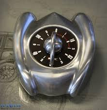 bengt ek car shape brushed aluminium art deco 60 minute food wind