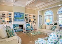 Coastal Living Room Coastal Living Home Decor Our Favorite Modern - Coastal living family rooms