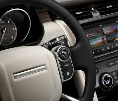 land rover discovery interior first drive 2017 land rover discovery review