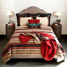 Luxury Comforter Sets California King Ventura Red Luxury Bed Set Cal King
