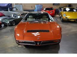 Maserati Bora Interior Maserati Bora 15 000 Miles From New Excellent History For Sale