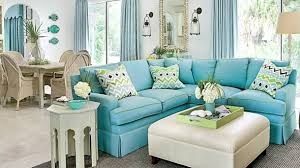 light blue table l funiture coastal furniture ideas for living room with blue l shape