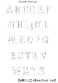 modelo de letras ursinhos carinhosos projetos para experimentar
