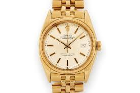 golden rolex rolex datejust 1950 gold jubilee monochrome watches