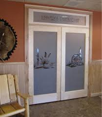 sandblasting glass custom art work rocky mountain region