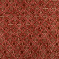 ivory upholstery fabric red brown gold and ivory diamond brocade upholstery fabric by