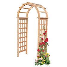 wedding arches home depot shop garden arbors at lowes