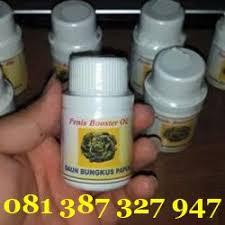 minyak daun bungkus obat pembesar penis alami