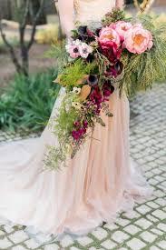 Cascading Bouquet Wedding Wednesday Cascading Bouquets Flirty Fleurs The