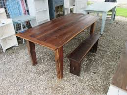 primitive and custom table furniture in east texas barfield