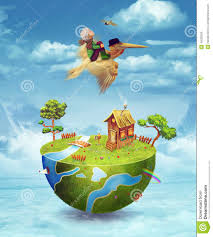 small planet stock illustration image 49233306