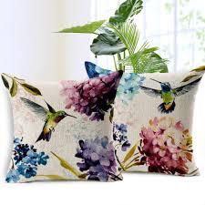 online buy wholesale hawaii beautiful from china hawaii beautiful high quality cotton linen hawaii beautiful scenery car decor pillow case cushion cover sofa home decor