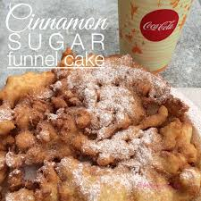 hollywood studios oasis canteen funnel cake sparklyeverafter com