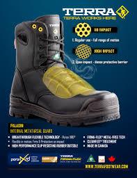 s metatarsal work boots canada terra paladin met safety 8 work boots 2988b