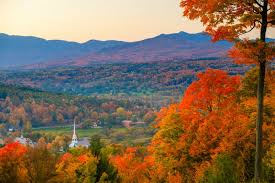 11 places visit vermont fall insider monkey