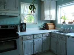 refinish white washed oak kitchen cabinets 00021320170428 in
