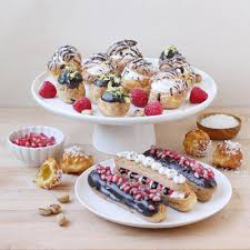 larousse cuisine dessert all about choux and savory puffed treats from eclairs to