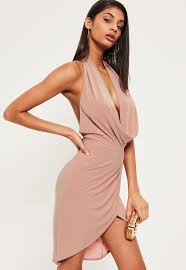 backless dress backless dresses open low back dresses missguided