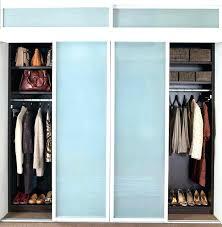 Wardrobe Closet Sliding Door Wardrobe Cabinet With Sliding Door Espresso 3 Door Sliding Door
