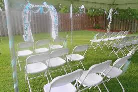 Wedding Ideas For Backyard The Most Summer Backyard Wedding Ideas With Regard To
