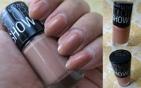best 3 neutral shade polishes from maybelline color show u2013 dendiva