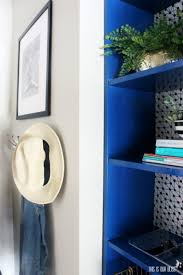 Ikea Bathroom Hacks Diy Home Improvement Projects For by Ikea Hack Bookcase Makeover With Wallpaper U0026 Paint This Is Our