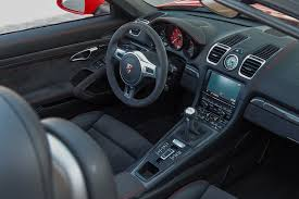 porsche cayman interior 2017 porsche cayman gts luxury dubai