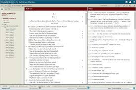 Oxford Press Desk Copy The New Oxford Shakespeare About The New Oxford Shakespeare Online