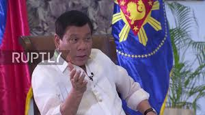 philippines u0027you must be kidding u0027 duterte defies us to treat