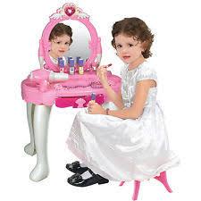 Little Girls Vanity Playset Plastic Vanities U0026 Makeup Tables Ebay