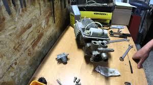 restauration complète d u0027un nettoyeur haute pression karcher 595