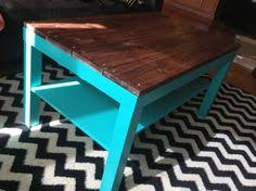 ikea coffee table hack make this coffee table painttheworldwhite