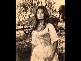 Beautiful Movie The Most Beautiful Movie Star Sophia Loren Youtube