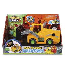 trash pack series 6 bulldozer amazon uk toys u0026 games