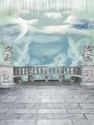 Wedding Backdrop Amazon Grand Heaven Palace Clouds Moon Wedding Photo Backdrop Co Https