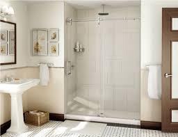 bathroom shower sliding glass doors