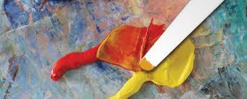 acrylic painting bold betta fish