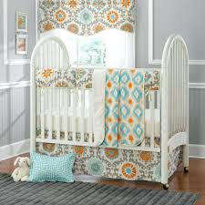 Girls Nursery Bedding Set by Bedding Sets Primary Color Baby Bedding Sets Solid Color Crib