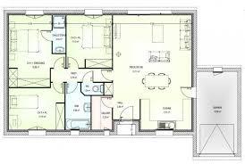 maison 3 chambres exemple de plan de maison 3 chambres within 19 luxe images de maison