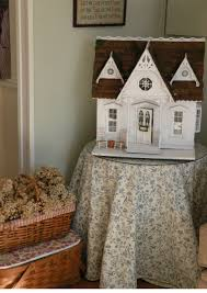 cynthia u0027s made this lovely miniature house from a kit called the