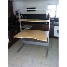 Adjustable Standing Desk Ikea by Adjustable Standing Desk Kogan Height Adjustable Standing Desk
