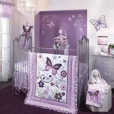 Soccer Crib Bedding by U0026 Ivy Butterfly Lane 5 Pc Crib Bedding Set