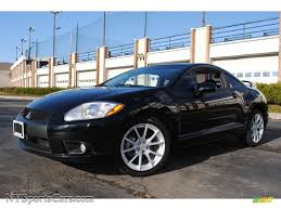 mitsubishi eclipse coupe 2009 mitsubishi eclipse gt coupe in kalapana black satin 028076