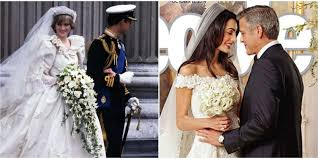 Celebrity Brides Who Wore Unconventional by 9 Of The Most Expensive Celebrity Wedding Dresses Ever Priciest