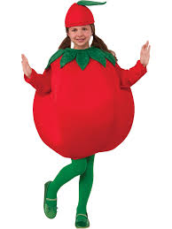 child s halloween costume childs tomato costume girls food halloween costumes