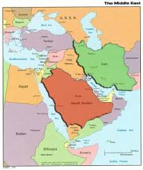 middle east map medina saudi barbaria will be destroyed iran s defense minister addis